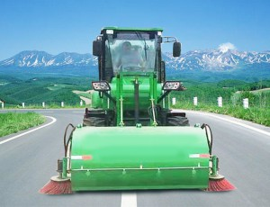 道路施工清扫车有哪些性能