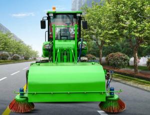 为什么说工厂用扫地车是省钱又干净的解决方案
