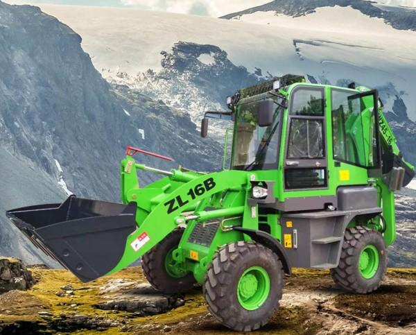 WZ45-16挖掘装载机